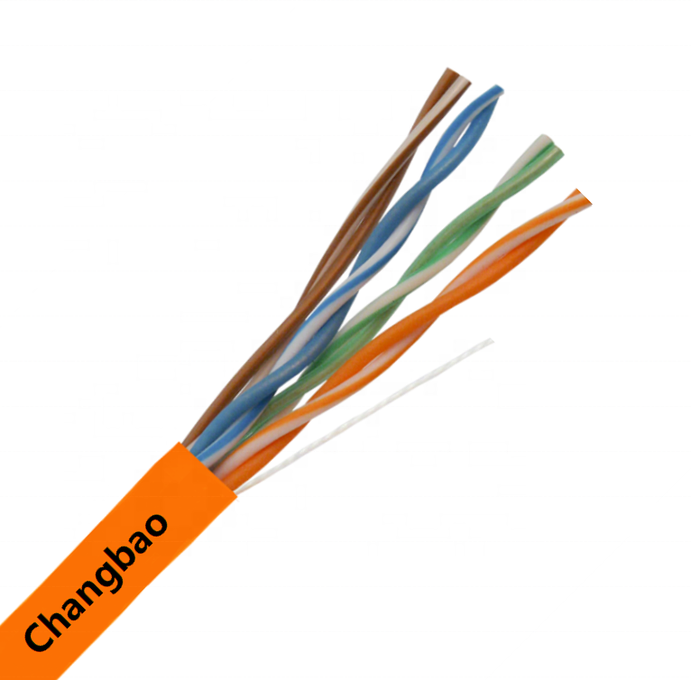 UTP FTP cmp classificado cat5e cat6 cat6a lan rede ethernet plenum cable
