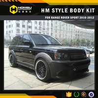 Newest Fashion design high quality auto spare parts car full set HM style body kit For Land Rovere Range Rovere Sport 2010-2012