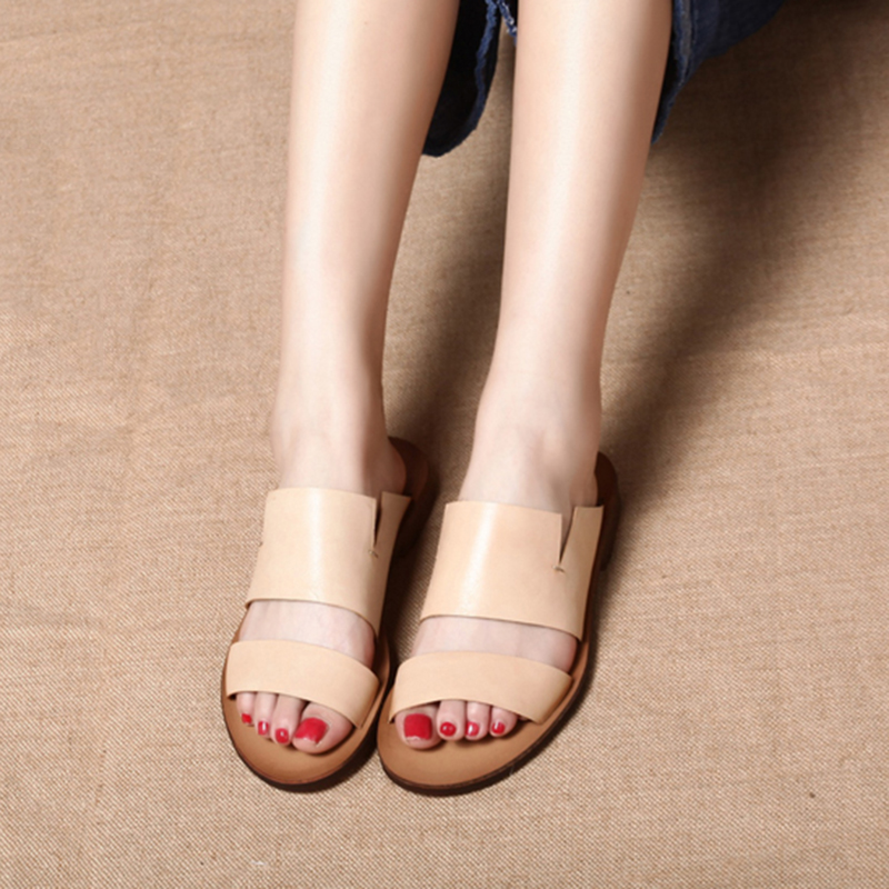 factory shoes women low genuine slippers china heel leather express alibaba 7HBRqKwa