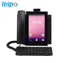 Fabriek Prijs Smart SIP Business Desktop IP HD Video Telefoon Met Android-systeem