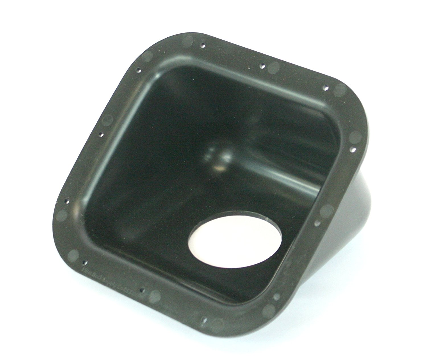 Ford Work Truck Style Square Plastic Fuel Filler Neck Housing