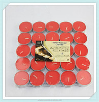 12grams Colourful tealight Candle export to Australian