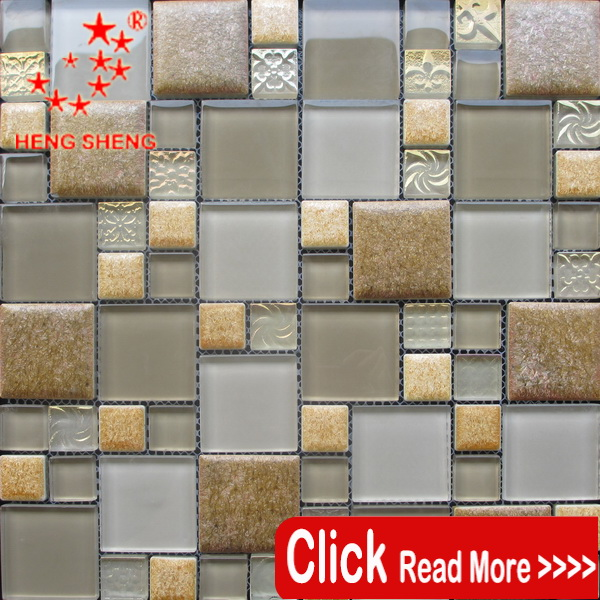 TC50 Great Accent Mesh-Mounted Kitchen wall tile For project