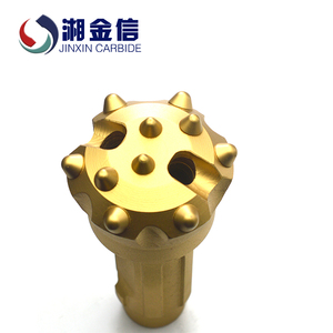 High air pressure DTH hammer Mission40 Mission50 Mission60/ DTH button bit/Down the hole