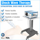 Extracorporeal Shock Wave Therapy Equipment for plantar fasciitis foot heel pain