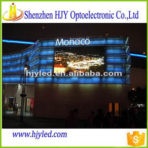 countdown to new year led board/led mirror/led tv screen p10 outdoor full color
