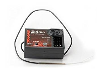 Traxxas 2217 4-Channel 2.4GHz Micro Receiver