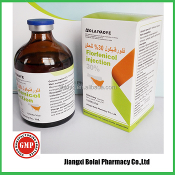 Online Pharmacy Supply Vet Drugs Florfenicol Injection 30% For Pigs And  Other Poultry - Buy Injection,Florfenicol,Veterinary Drugs Product on