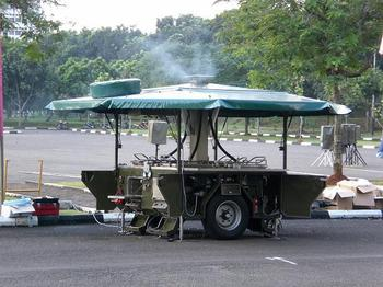 Mobile Field Kitchen - Buy Mobile Field Kitchen,Army Mobile Field ...