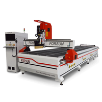 1530 Professional Wood Working Tools Door Designing CNC Router Machine for Small Business at Home