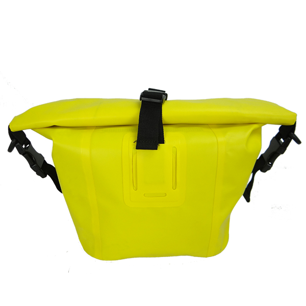 500D PVC with Factory Price Promotional Cheap waterproof Child school bag dry bag & Message Bag