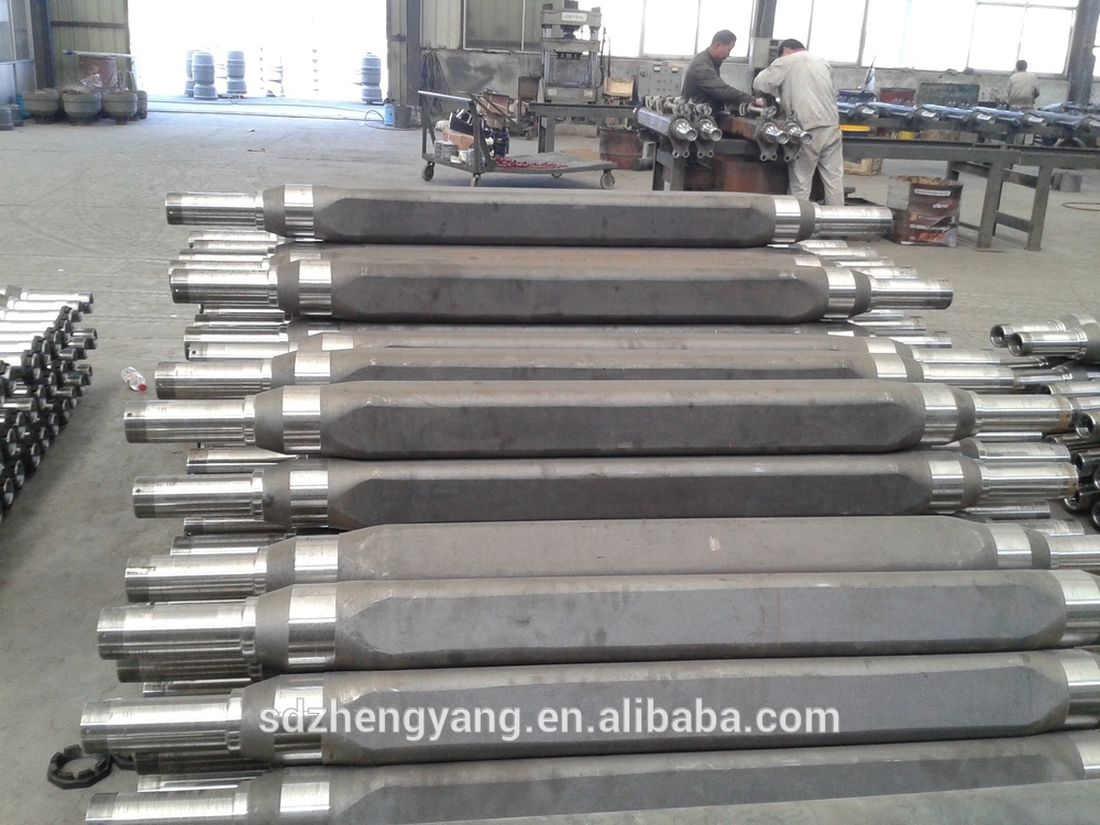 China Made Oem 20t American Style Axle Tube For Trailer Parts ...