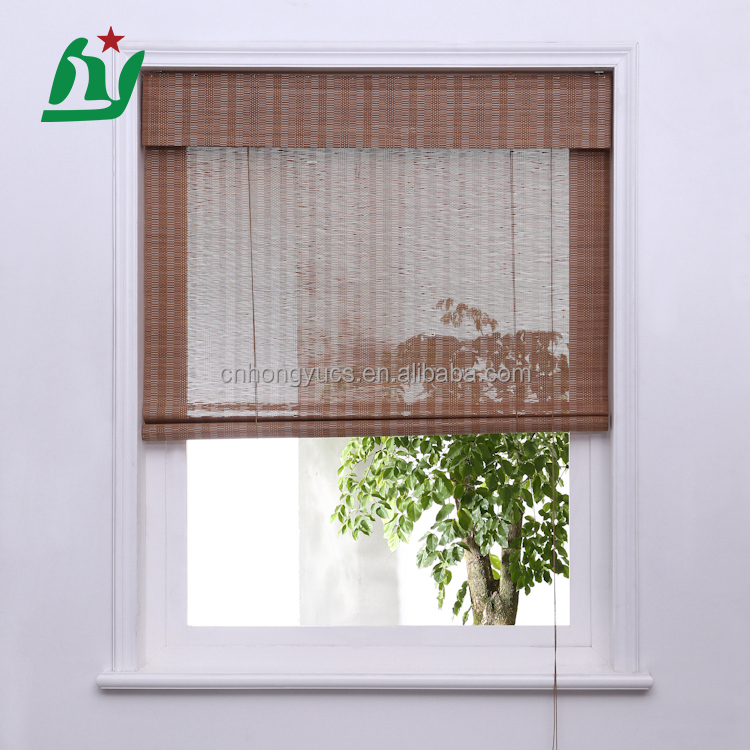 bamboo blinds outdoor, new developed bamboo window blinds roller