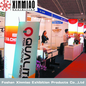 Custom Made Exhibition Booth, Aluminum Stand For international Tradeshow