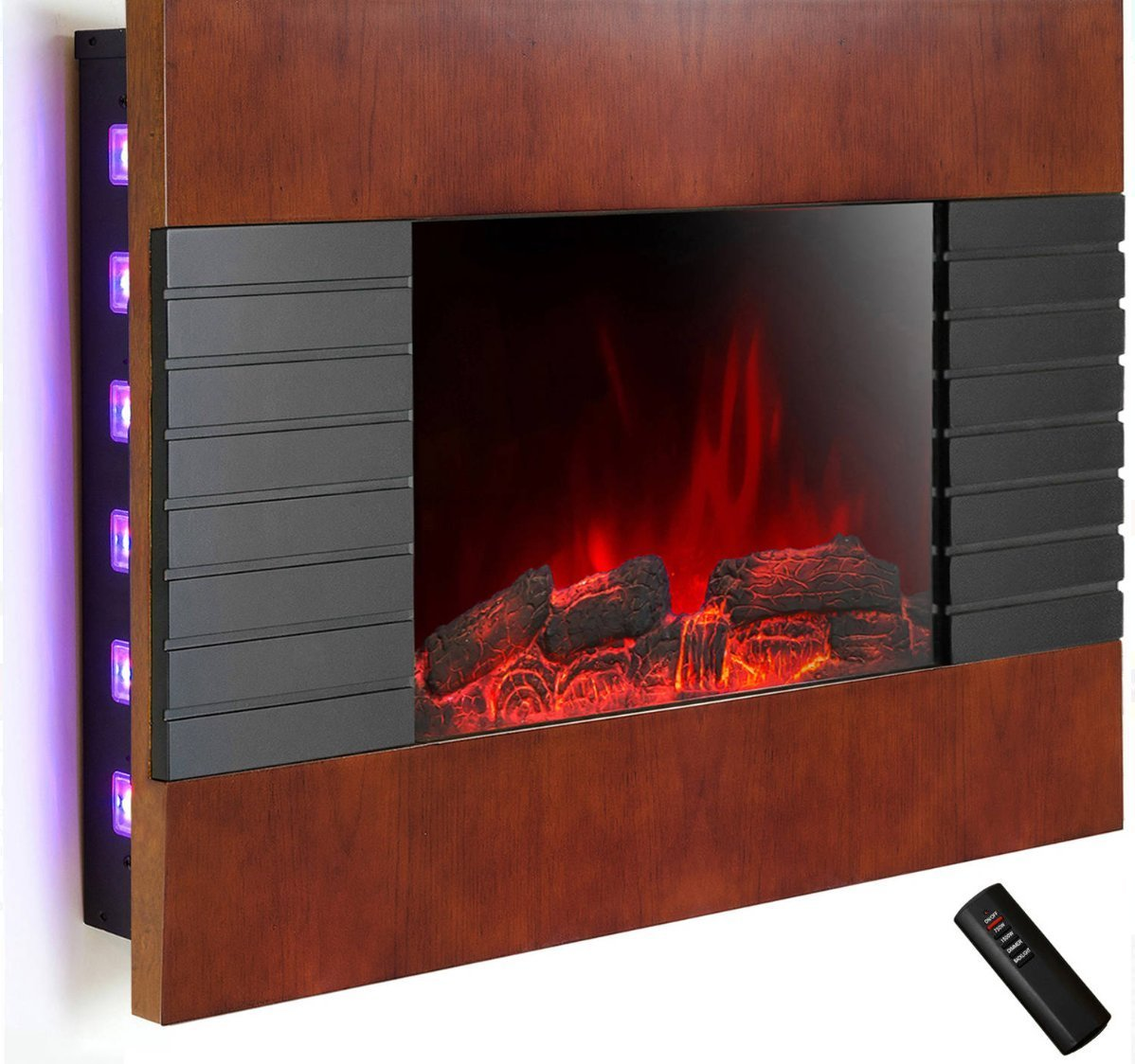 for fireplace cheap electric modern touchstone watch a sideline review
