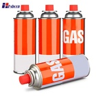 New type Cassette Mini Butane Gas Cylinder, Butane Refill Gas Cartridge for Camping, Prime Butane Gas Refill for Portable Stove