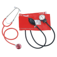 Aneroid Sphygmomanometer with Dual Head Stethoscope