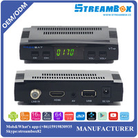 Wholesele Freesat V7 HD DVB-S2 IPTV Box Satellite Receiver Support 3G&WiFi USB Dongle