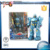 New Arrival Handsome Walking Electronic Child Toy Robot