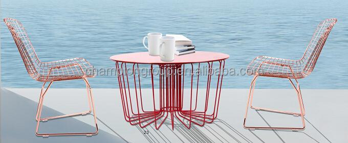 Harry bertoia wire chair fabrik f r replik bertoia for Design stuhl replik