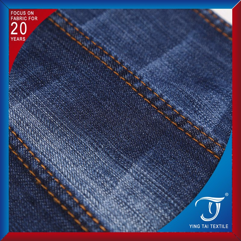 Bangladesh popular raw selvedge woven denim fabric