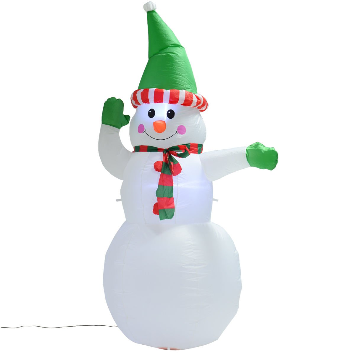 Cheap Inflatable Outdoor Lighted Snowman, find Inflatable Outdoor ...