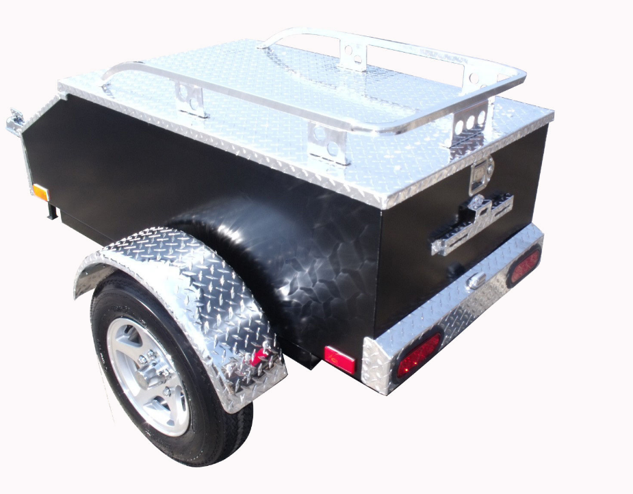 pull hinter motorrad anh nger motorrad fracht anh nger benutzerdefinierte anh nger. Black Bedroom Furniture Sets. Home Design Ideas