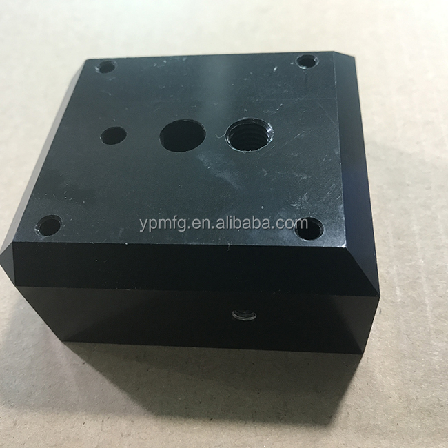 Anodized precision milling parts OEM services Shenzhen