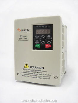 Sanch S1100 general purpose inverter/ac drives/ac frequency inverter