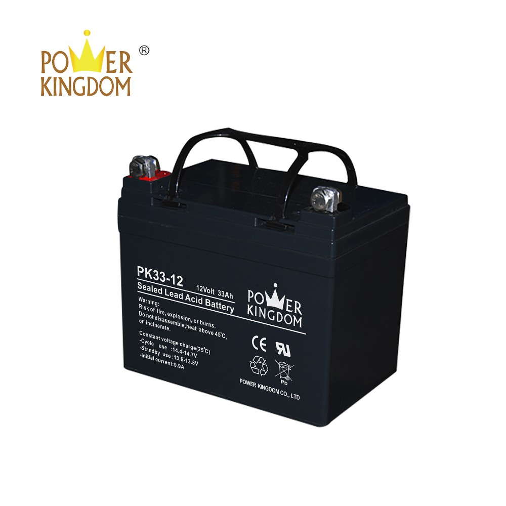 Power Kingdom pwc gel battery from China Automatic door system-3