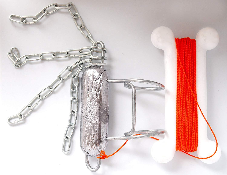 bait saver,wobbler retriever 150 grams tackle get back FIshing lure retriever