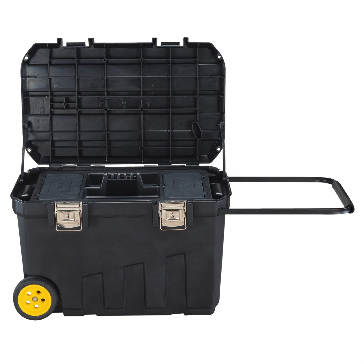 Get Quotations Stanley 029025r 24 Gallon Mobile Chest