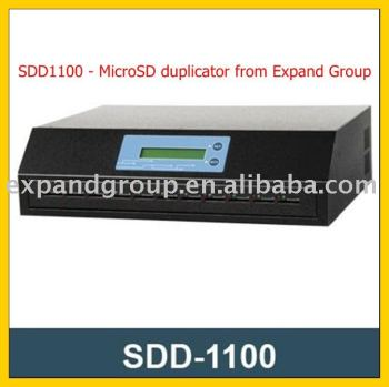 Secure digital card copiatrice sdd-1100