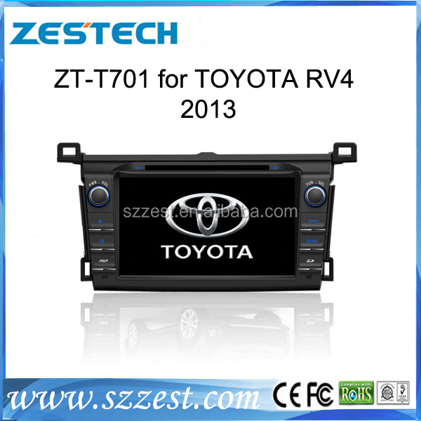 ZESTECH 2 din <strong>Car</strong> radio for <strong>toyota</strong> rav4 2013 <strong>Car</strong> DVD GPS With Gps navigation systems mobile entertainment