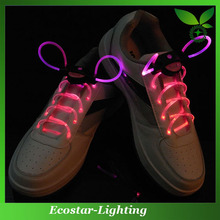 Cheap RGB LED Flashing Shoelaces Supplier