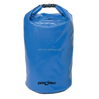 Hot sale high quality sealed dry bag backpack with shoulder strap for outdoor kayaking camping