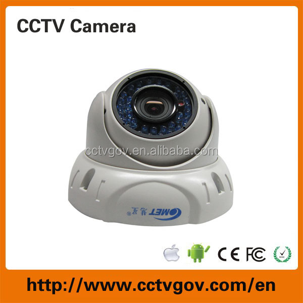 Hot Sell Varifocal Lens CCTV Vandal Proof IR Dome Camera with 700tvl