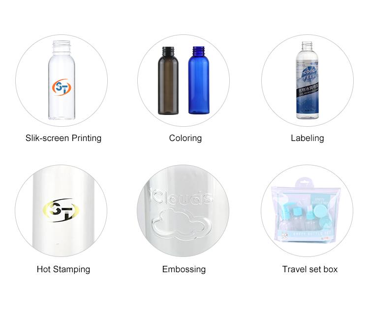 Mejor Diseño de bomba de espuma de plástico botella de champú botella vacía de precio de fábrica botellas de champú de diseño