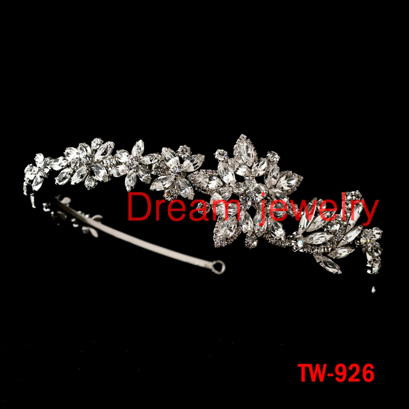 Cheap Crowns Crystal Princess Crown Tiaras Jewelry Made in Vietnam
