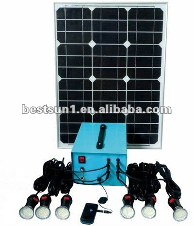 solar pv mounting system for ground installation 20W