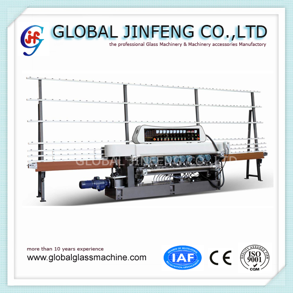 JFB-261 Glass straight line beveling machine for mirror and mosaic working