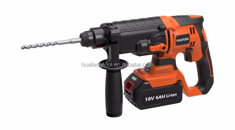 20mm Rotary Hammer 18V Li-ion