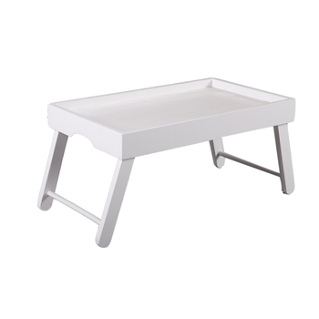 Modern Best Vintage Bunk Portable White Wooden Folding Bed Tray With Legs