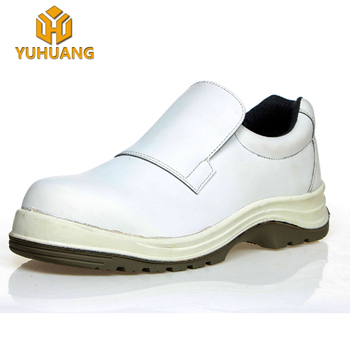 High Quality Leather Rubber Sole White