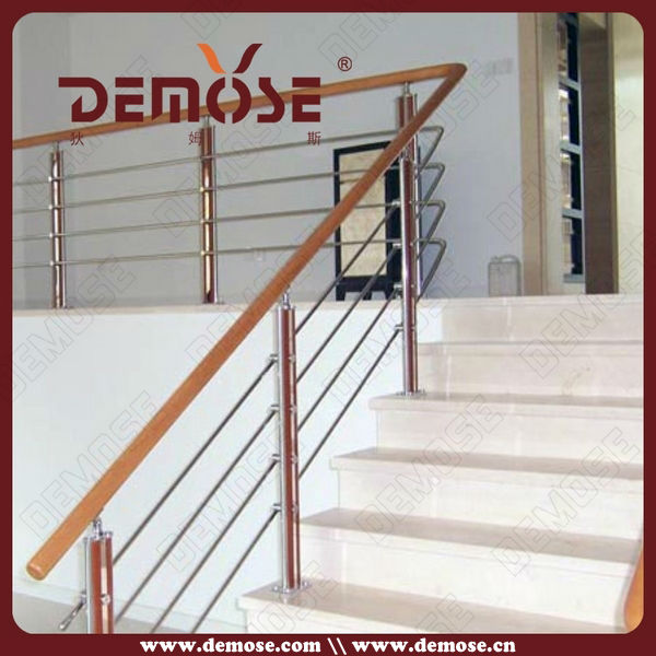 Elegante Barandales Para Escaleras Interiores Barandillas