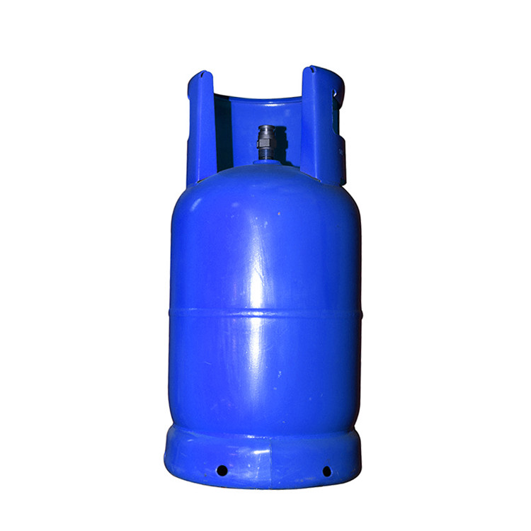 Discount price 15kg lpg gas cylinder for home cooking