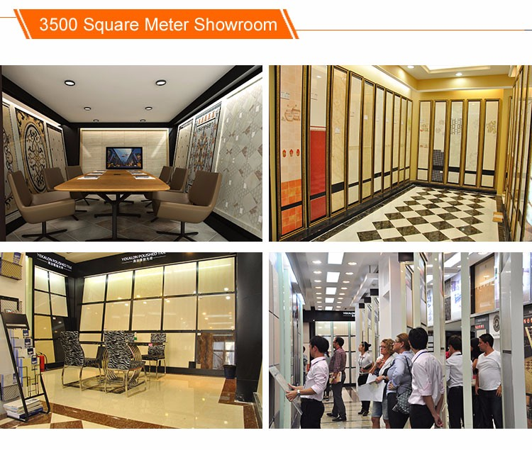 Chinese Factory Wholesale Top Grade Interior Decoration Non Slip Porcelain Floor Tile