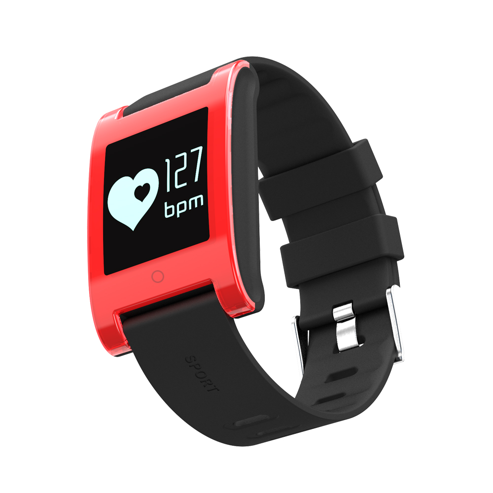 Best Smart Wrist Watches Smart Band DM68 Support Blood Pressure Measuring