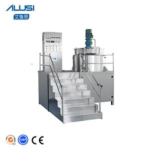Price of liquid soap making machine, liquid soap production line for sale