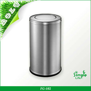Outdoor Stainless Steel Ashtray Bin